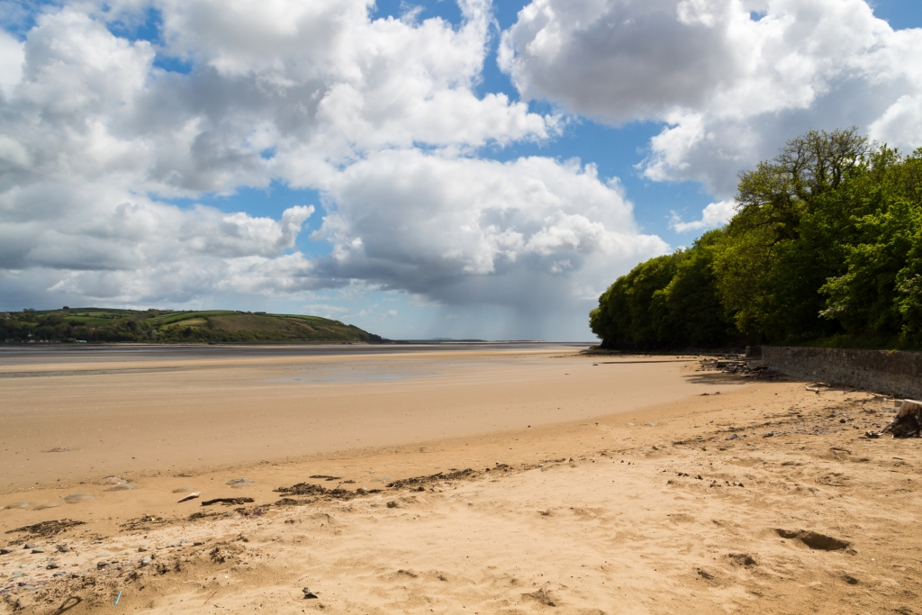 Laugharne And Llansteffan