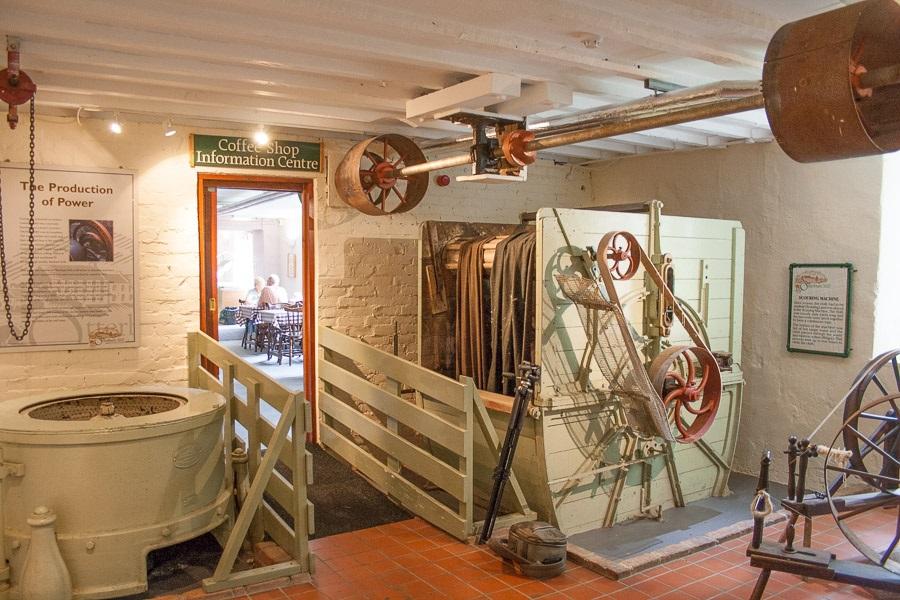 Otterburn Mill