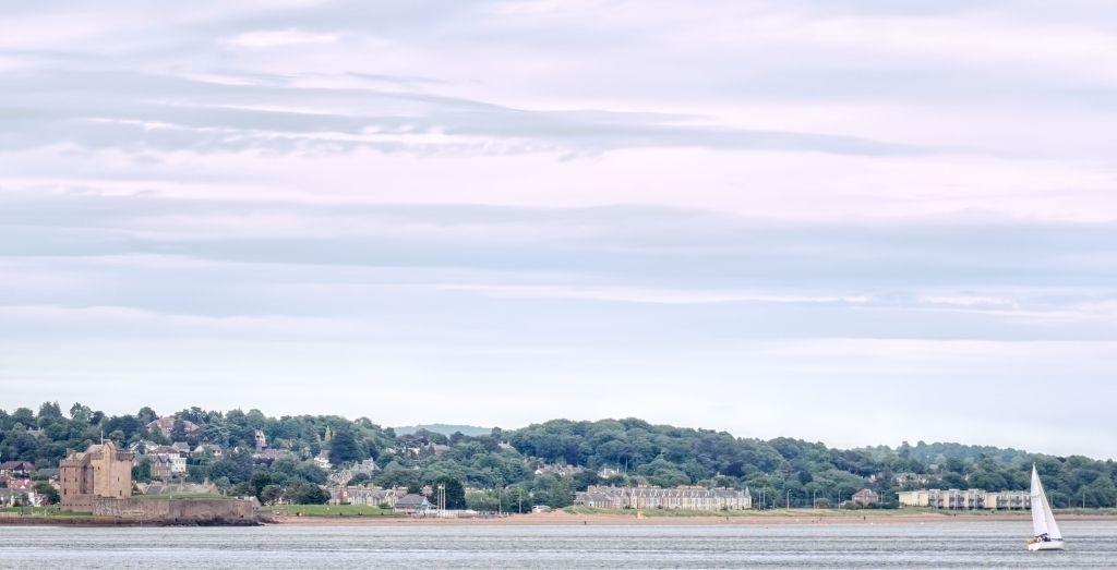Broughty Ferry Beach in– Tayside