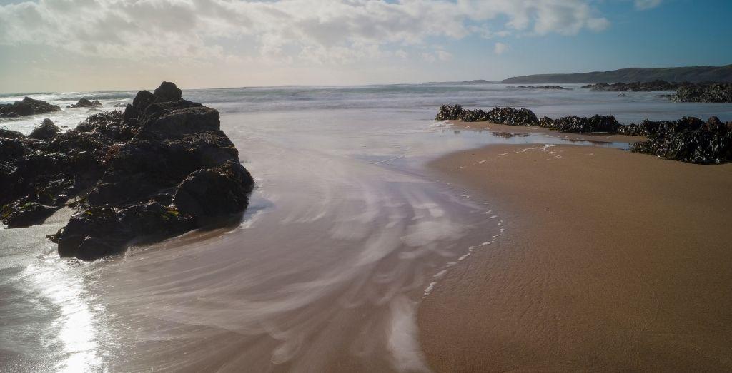 Freshwater West beach in Pembrokeshire