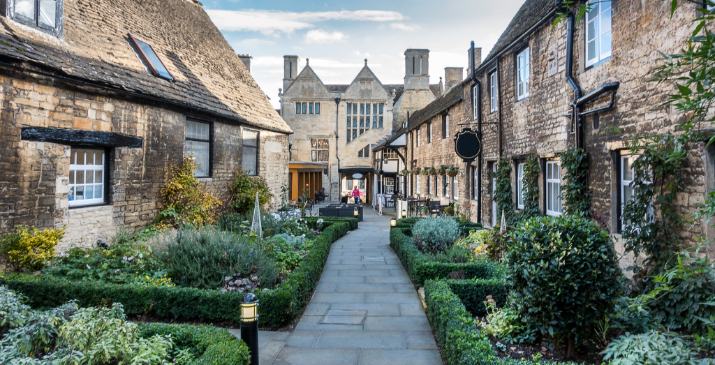 Oundle Heritage Trail, Northamptonshire
