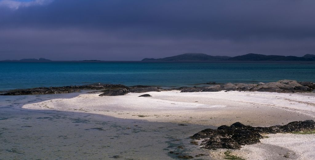 TraighMhòrBeach in the Outer Hebrides