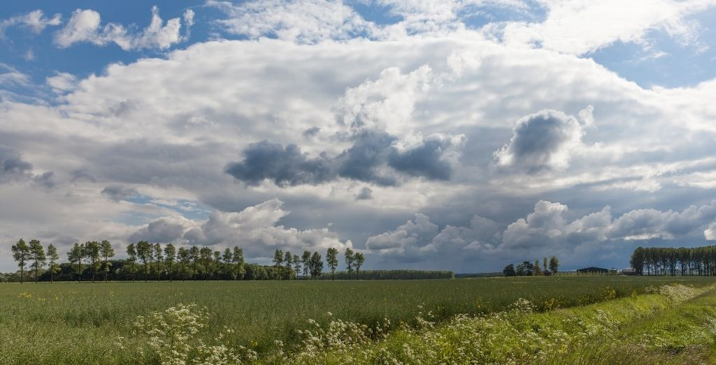 The Lindsey Trail in the Lincolnshire Wolds